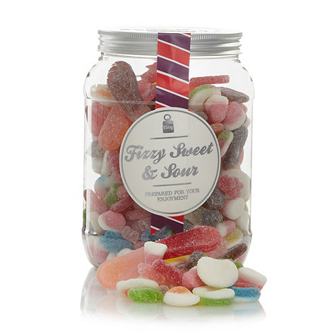 Sweet Shop - Fizzy sweet and sour mix 950g jar
