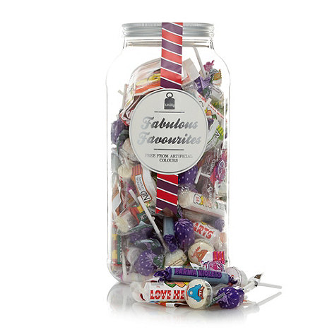 Sweet Shop - Classic favourites 1.345kg sweet jar