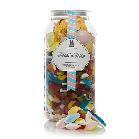 Sweet Shop - Pick +N Mix 2.05kg jar