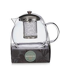 Debenhams - Glass Teapot With Loose Tea
