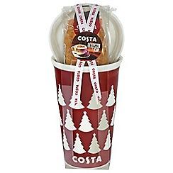 Costa - Festive takeaway cup - 60g