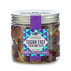 Sweet Shop - Sugar Free Cola Bottles Sweet Jar - 450g