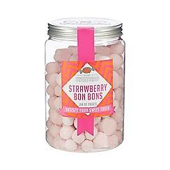 Sweet Shop - Strawberry bon bons jar of sweets - 800g