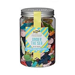 Sweet Shop - Under the Sea' Pick 'n' Mix Jar - 800g