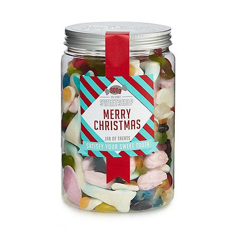 Mrs Bridges - Traditional sweet jars gift set