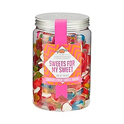 Sweet Shop - Sweets For My Sweet Pick n Mix Jar - 800g