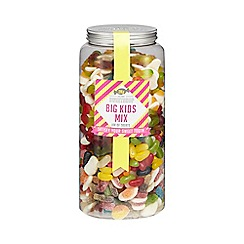 Sweet Shop - Big Kids Mix Pick n Mix Jar - 2kg