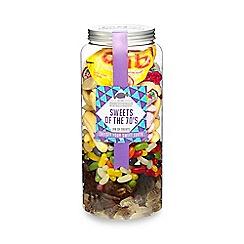 Sweet Shop - Sweets of the 70s' sweet jar - 1.88kg