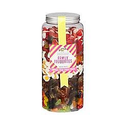 Sweet Shop - Family Favourites Pick n Mix Jar - 2.2kg