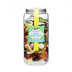 Sweet Shop - Giant Pick 'n' Mix' Jar of Sweets - 1.7kg
