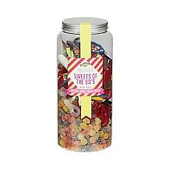 Sweet Shop - Sweets of the 90s' Sweet Jar - 1.66kg