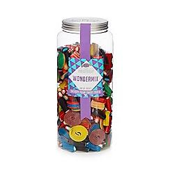 Sweet Shop - 'Wondermix' Jar of Sweets - 1.85kg