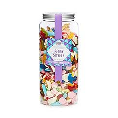 Sweet Shop - 'Penny Sweets' Jar of Sweets - 1.9kg