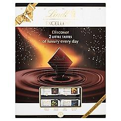 Lindt - Excellence dark chocolate advent calendar - 275g
