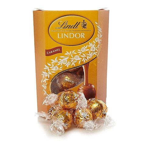 Lindt - Caramel Lindor box