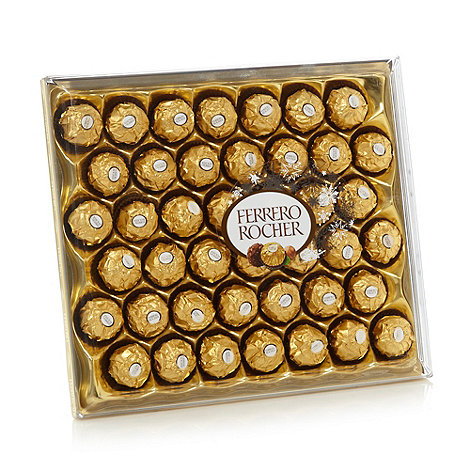 Ferrero Rocher - 42 piece box