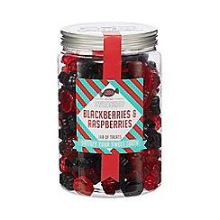 Debenhams - Sweet Shop Blackberries & Raspberries Jar - 1.05kg