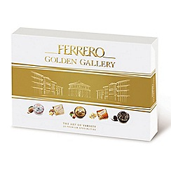 Ferrero Rocher - Golden Gallery T22