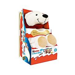 Kinder - Yummy chocolates with Fluffy Toy