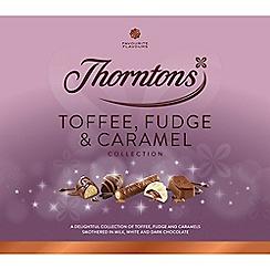 Thorntons - Toffee, Fudge & Caramel - 247g
