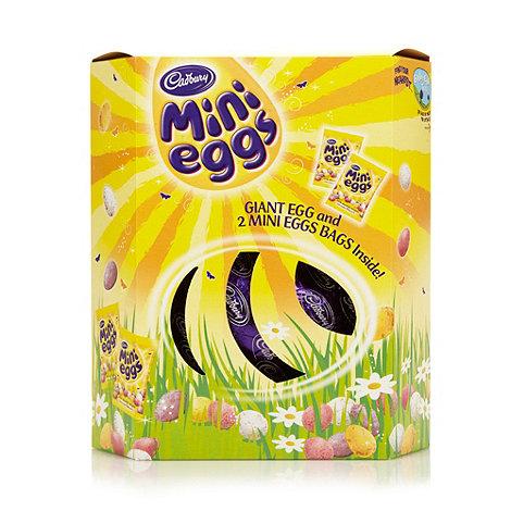 Cadburys - Giant Mini Eggs Easter egg