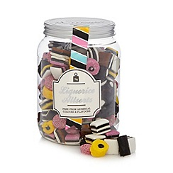 Sweet Shop - Liquorice allsorts 1kg jar