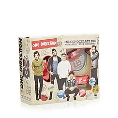 One Direction - Milk chocolate Easter egg set