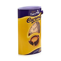 Cadburys - Large milk chocolate caramel Easter egg