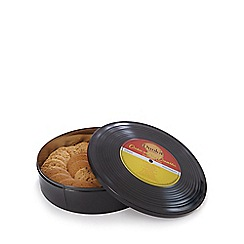 Debenhams - Record tin and biscuit set