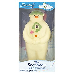 Thorntons - Large snowman model