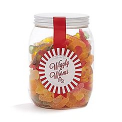 Sweet Shop - Wiggly worm 950g