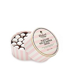 Charbonnel et Walker - Milk and pink Marc De Champagne truffles