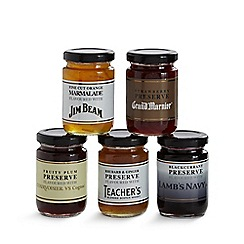 Debenhams - Flavoured preserve selection