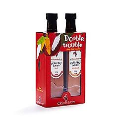 Nandos - Double Trouble peri-peri sauce set