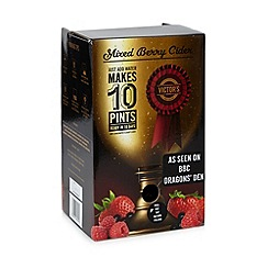 Victors - Mixed berry cider 10 pint kit