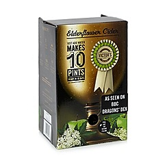 Victors - Elderflower cider 10 pint kit