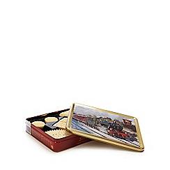 Stewarts - 400g luxury Scottish shortbread selection in steam train tin