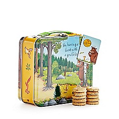 The Gruffalo - Kids lunch box with cookies