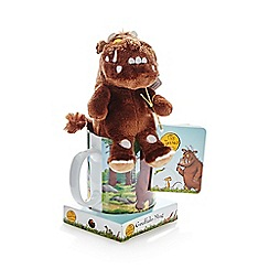 The Gruffalo - Plush toy and mug with chocolate coins