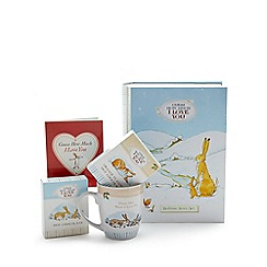 Guess How Much I Love You - Bedtime story hot chocolate set