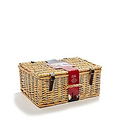 Mrs Bridges - Large picnic hamper set