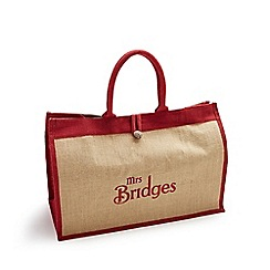 Mrs Bridges - Large hamper bag