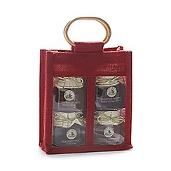 Mrs Bridges - Christmas collection hamper bag
