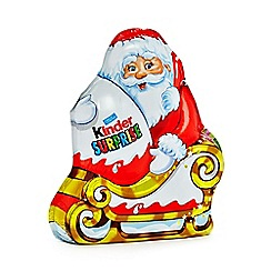 Kinder - Milk chocolate Santa surprise