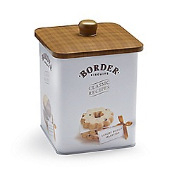 Border Biscuits - Border biscuits classic recipes luxury selection tin