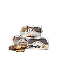 Border Biscuits - Chocolate selection