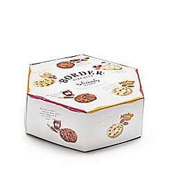 Border Biscuits - Border biscuit collection box
