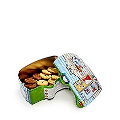 Debenhams - Scottish biscuit assortment in caravan tin
