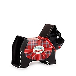 Debenhams - Scotty dog tin and shortbread set