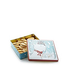 Debenhams - Scottish shortbread Christmas tin